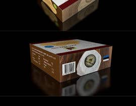 #20 for Box for white goat cheese by jaynalgfx