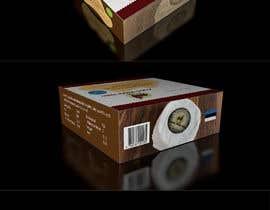 #20 para Box for white goat cheese por jaynalgfx