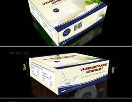 #29 para Box for white goat cheese por jaynalgfx