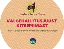 #32 para Box for white goat cheese por jaynalgfx