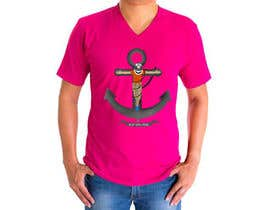 #10 for Tee shirt diver/anchor by trilokesh007