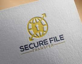 Nro 178 kilpailuun Logo of Secure File Transfer Service käyttäjältä sabug12