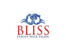 #56 para Bliss Family Hair Salon por kamrul2018