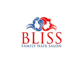 #57 for Bliss Family Hair Salon by kamrul2018