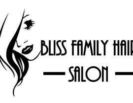 #54 for Bliss Family Hair Salon by omsonalikavarma