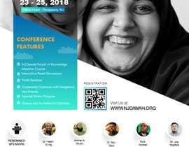 #27 for Beautiful, Professional Flyer for an Annual Conference by nirajmangukiya