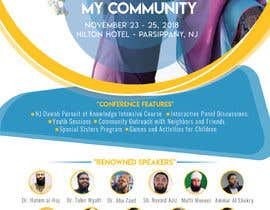 #32 for Beautiful, Professional Flyer for an Annual Conference by touqahmad22