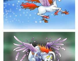 Nro 6 kilpailuun Unicorns and Rainbows käyttäjältä ecomoglio