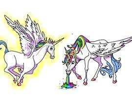 Nro 12 kilpailuun Unicorns and Rainbows käyttäjältä berragzakariae