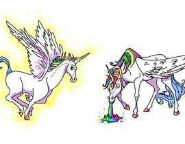 Nro 14 kilpailuun Unicorns and Rainbows käyttäjältä berragzakariae