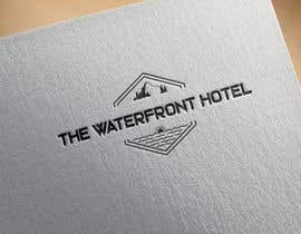 "#38 cho Create a logo for ""The Waterfront Hotel"" bởi SigitAmrullah"