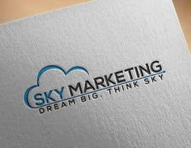 #100 for Sky Marketing Logo Design by Mousumi105
