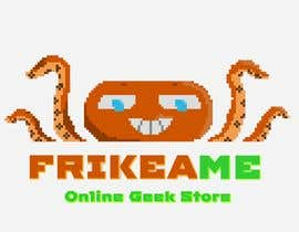 #17 for Design a logo for a new ecommerce website (selling geek and freak merchandising) by Metaslime