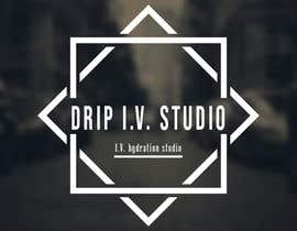 #209 for Design a Logo for Drip I.V. Studio by mustafachester