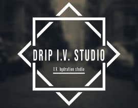 #209 para Design a Logo for Drip I.V. Studio por mustafachester