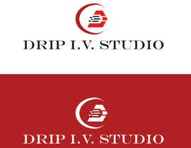 #191 for Design a Logo for Drip I.V. Studio by mdmahbubsheikh