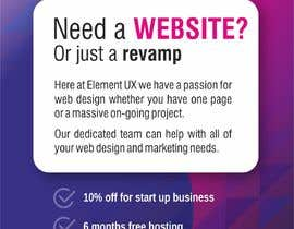 #8 for WebDesign Company Leaflet (Winner gets more work ) by sgcreation1111