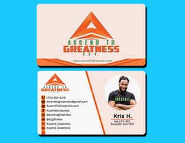 #150 for Design Personal Trainer Business Cards by Monowar8731