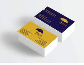 #107 untuk Design Insurance Salesman Business Cards oleh saidhasanmilon