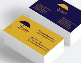 #122 untuk Design Insurance Salesman Business Cards oleh saidhasanmilon