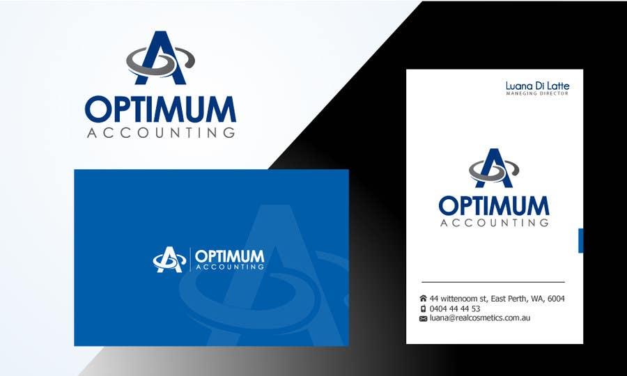 Конкурсная заявка №241 для Logo Design for Optimum Accounting & Taxation
