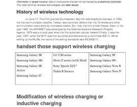 "#3 for Write an article titled ""What's The Wireless Charging And Which Phones Are Supported?"" af reIax"