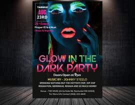 #17 pentru Design a glow in the dark party club flyer de către daliaalmansoori