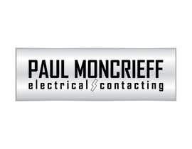 gtxdesign tarafından Paul moncrieff electrical için no 34