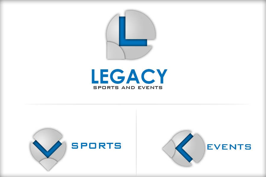 #26 for Logo Design for Legacy Sports & Events by askleo