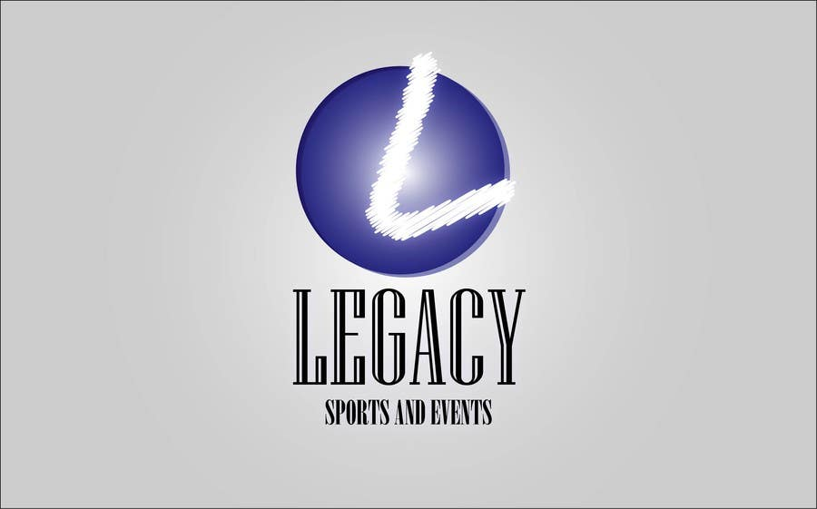Proposition n°263 du concours Logo Design for Legacy Sports & Events