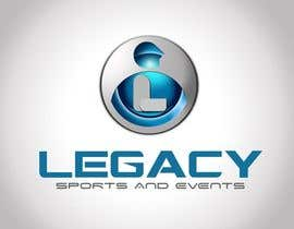 #123 para Logo Design for Legacy Sports & Events por arteq04