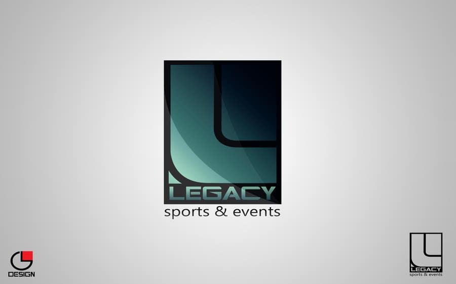 Bài tham dự cuộc thi #219 cho Logo Design for Legacy Sports & Events