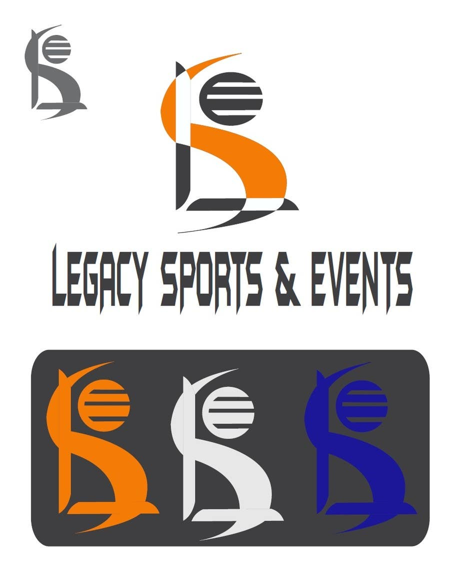 #126 for Logo Design for Legacy Sports & Events by TheAVashe