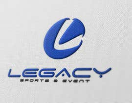 Dewieq tarafından Logo Design for Legacy Sports & Events için no 254