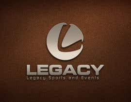 #145 para Logo Design for Legacy Sports & Events por Dewieq