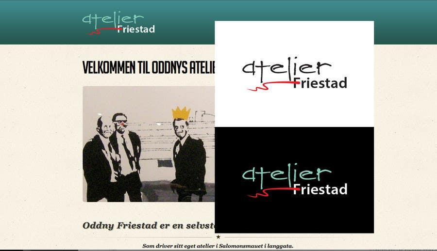 Proposition n°32 du concours Logo Design for atelier Friestad