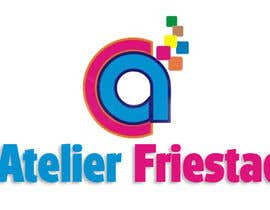 #70 for Logo Design for atelier Friestad by naveenjangra9