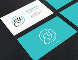 #100 for Business Cards by mahmudkhan44