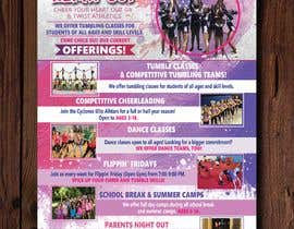 #14 for Cheerleading Class Flyer by maiishaanan