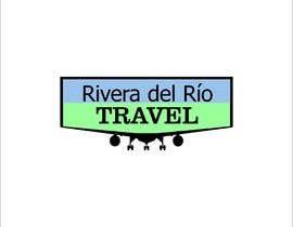 Nro 58 kilpailuun Diseño de Logo Ribera del Rio Travel käyttäjältä graphicshape