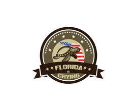#583 for Florida is crying Logo by trustgallery
