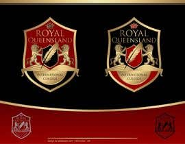 nº 51 pour Logo Design for Royal Queensland International College par addatween