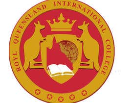 nº 21 pour Logo Design for Royal Queensland International College par zubairblaze