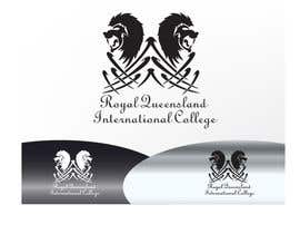 #52 cho Logo Design for Royal Queensland International College bởi dirak696