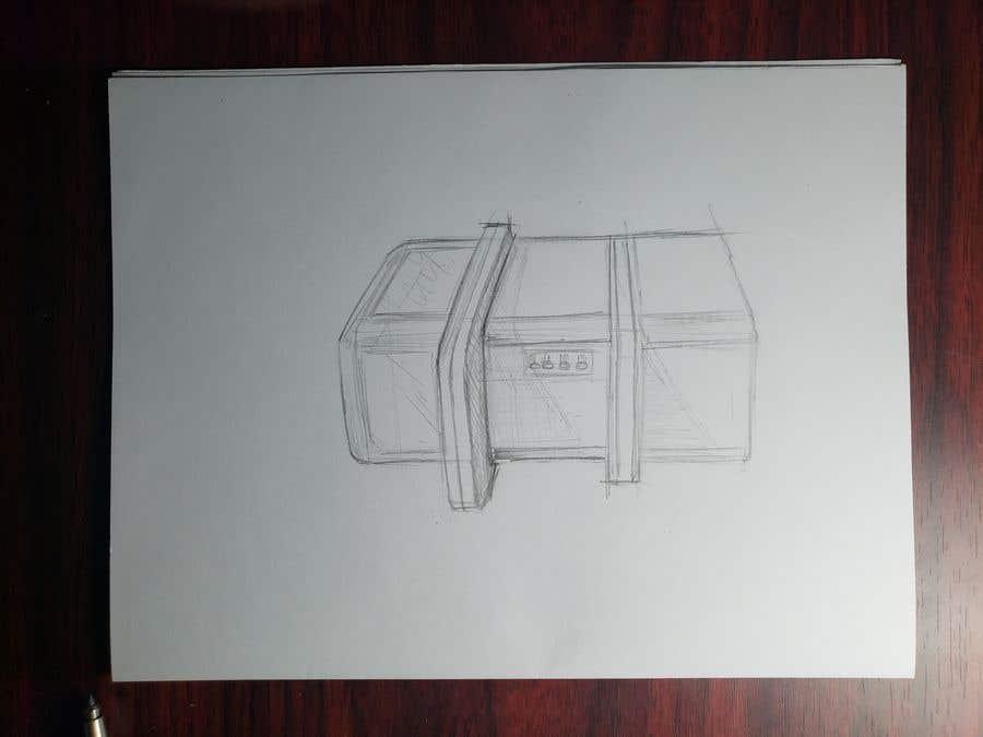 Participación en el concurso Nro.4 para Hand sketch artist to help us inprove our concept design
