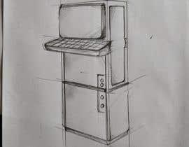 #20 for Hand sketch artist to help us inprove our concept design af chanushi28