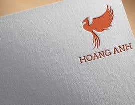 #30 for Design logo for HOÀNG ANH by abidsakal10