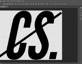 #24 for Vectorise and Outline text logo by PhotoshopGD