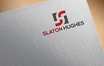 Kuva                             Slaton Hughes logo design