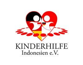 "#17 cho The attached file is the current logo for a NGO which helps children in Indonesia mainly out of Germany. The name of the non-profit-corporation is ""Kinderhilfe Indonesien E.V."" We would like to have a new more modern logo. Thank you! bởi gbeke"